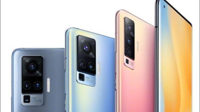Harga & Spesifikasi Lengkap HP Vivo Terbaru April 2021, VivoY1s, VivoY20s, VivoX50, VivoX50 Pro