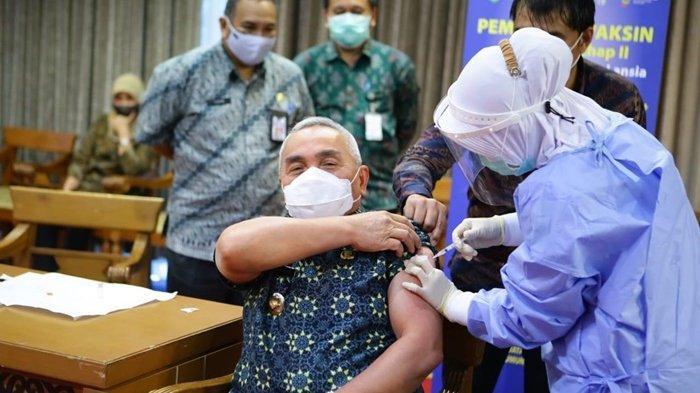 Covid-19 Masih Mengancam, Gubernur Ingatkan Masyarakat Tetap Laksanakan 5M