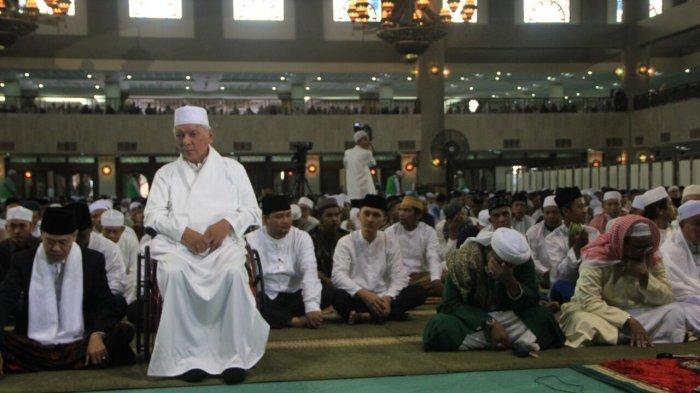 Shalat Id di Masjid Baitul Muttaqien Islamic Centre Samarinda, Ini Pesan Gubernur Kaltim