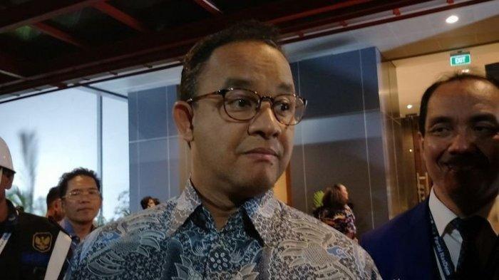 Takut Diperiksa KPK, Anies Baswedan Tolak Pemberian Pedagang, Gubernur DKI: Jangan Bu, Nanti Bahaya