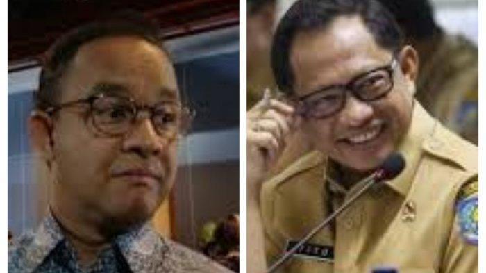 Jakarta Disebut Mirip Kampung oleh Mendagri Tito Karnavian, Gubernur Anies Baswedan Tak Tinggal Diam