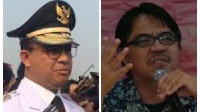 Kepada Polisi, Ade Armando Jelaskan Soal Meme Joker Anies Baswedan Dapat dari Grup WhatsApp