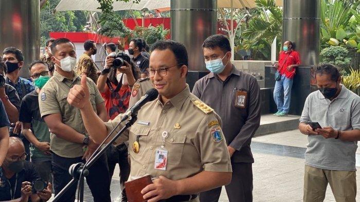 Akhirnya Nama Anies Baswedan Muncul di Surat Dakwaan Korupsi Tanah Munjul, Demi Rumah DP 0 Persen