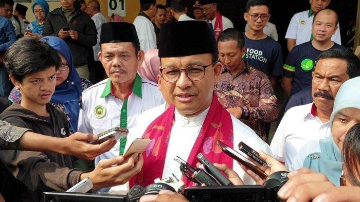 Jakarta Banjir Besar, Tokoh Ini Sebut Anies Baswedan Gubernur Soleh, Kinerja Lebih Bagus dari Ahok