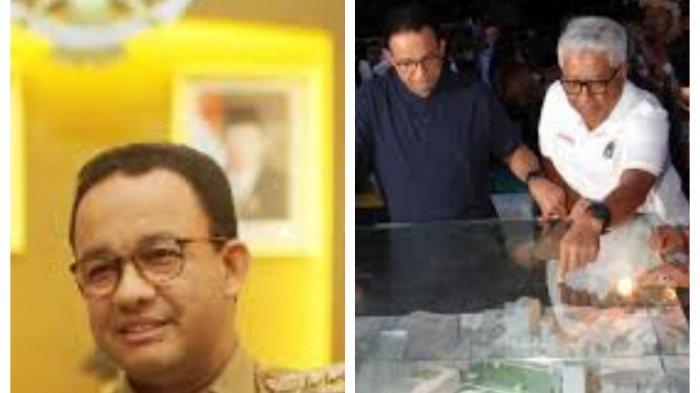 Anggaran Wisma Seniman Dicoret Anggota Prabowo dan Megawati, Anies Baswedan: Orang Berimajinasi