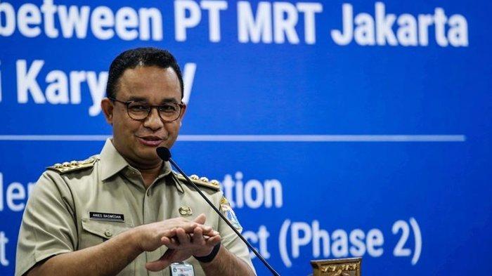 Permintaan Anies Baswedan Ditolak Jokowi, Gubernur Jakarta Janji Lakukan Ini Lawan Virus Corona