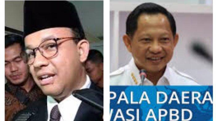 Anggota Tito Karnavian Tolak Bantu APBD DKI Jakarta, Anies Baswedan dan William Aditya Cs Tak Gajian