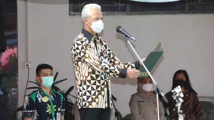 Dukung Pemberantasan Mafia Tanah, Gubernur Ganjar Apresiasi Keseriusan Kementerian ATR/BPN