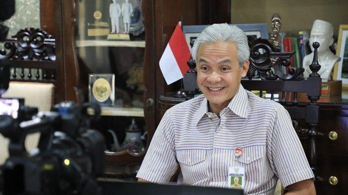 Ditunjuk KPK Jadi Narasumber, Ganjar Beberkan Proses Menjadikan Jateng Terbaik Dalam Pelaporan LHKPN