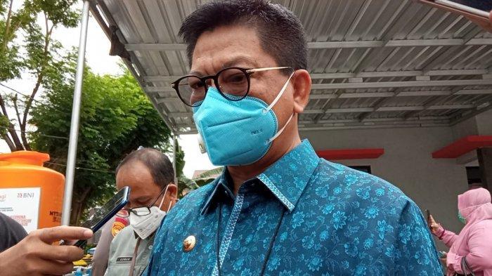 Tak Masuk Dalam Daftar Penerima Vaksin Sinovac, Gubernur Kaltara Irianto Lambrie Beberkan Alasannya