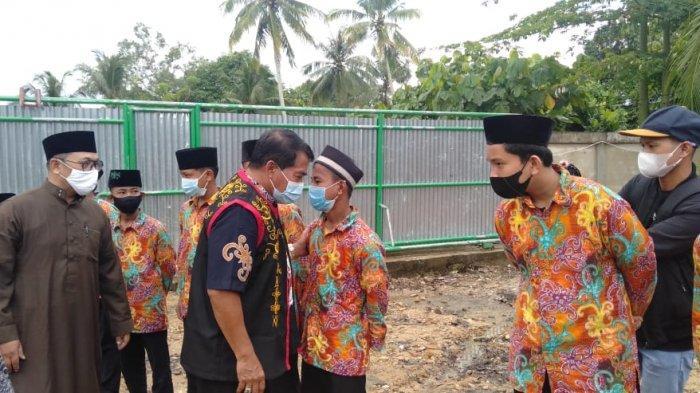 Gubernur Kaltara Silahturahmi ke Pondok Pesantren Ibadurrahman Nunukan, Pimpinan Pesantren Minta Ini