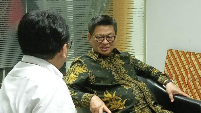 BREAKING NEWS Gubernur Kalimantan Utara Irianto Lambrie Umumkan Dua Warganya Positif Virus Corona