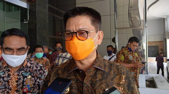 Gubernur Kaltara Irianto Lambrie Imbau Shalat Idul Fitri di Rumah Saja dan Tiadakan Open House