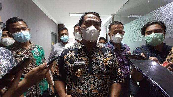 Presiden Jokowi Titip Pesan Ini kepada Gubernur Kaltara Zainal Arifin Paliwang