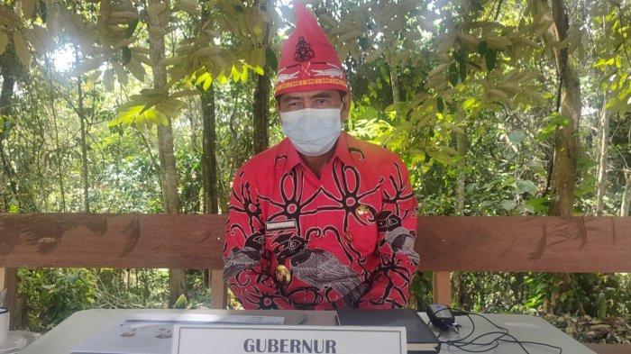 KABAR BAIK, Jubir Satgas Covid-19 Kaltara Sebut Gubernur Zainal Paliwang Dinyatakan Negatif Corona