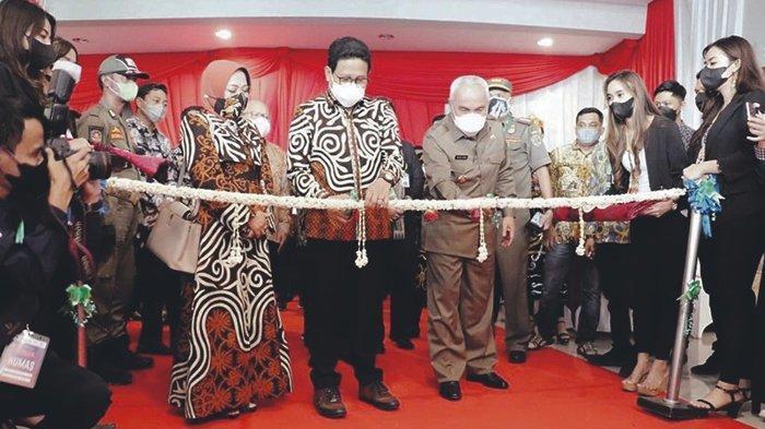 Mendes PDTT Sebut Go Borneo Dorong UMKM Kaltim Masuk e-Commerce