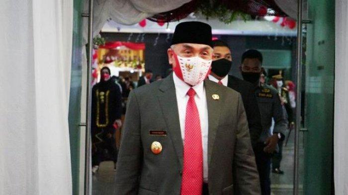 Gubernur Isran Ajak Rajut Kebersamaan Jelang Pilkada Serentak