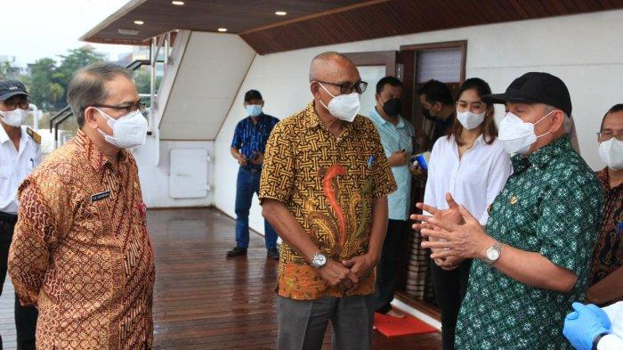 Kapal Roro SWATH Robin Karya Anak Kaltim Berlayar ke Maldives, Gubernur: Promosikan Lebih Kencang