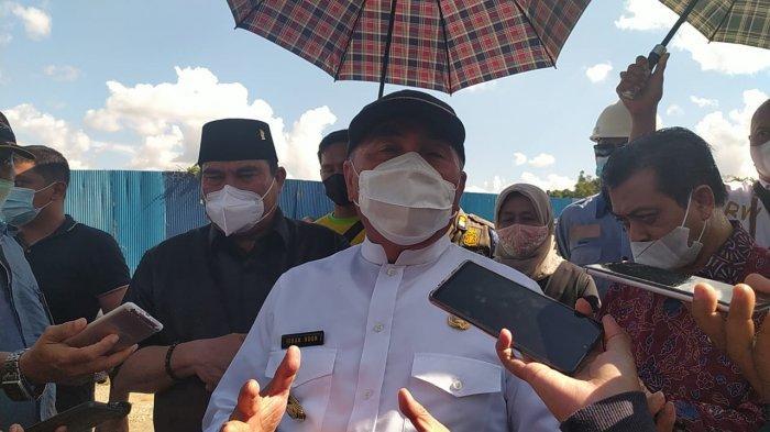 Gubernur Isran Noor Kritisi Pembangunan yang Terpusat di Jawa, Infrastruktur Kaltim Malah Tak Merata