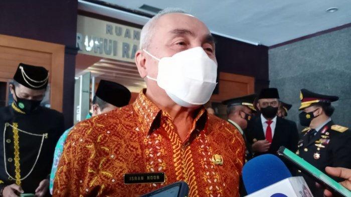 Gubernur Kaltim Masih Pilih-Pilih Calon Direksi Perusda yang Lolos Seleksi, Isran Noor: Semedi Dulu