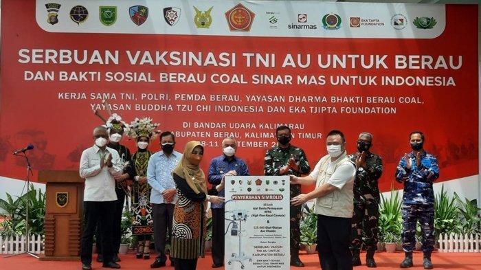 Gubernur Kaltim Apresiasi Program Bakti Berau Coal Sinar Mas untuk Indonesia