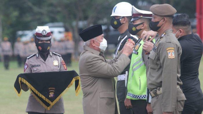 Gubernur Kaltim Isran Noor Minta Dilakukan Penyekatan dan Penegakan Prokes Saat Operasi Ketupat