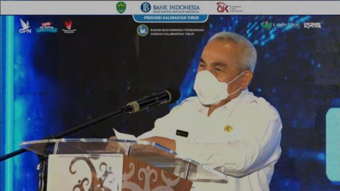 Usai Ucapan Jokowi Masuk Surga, Gubernur Kaltim Isran Noor Mengaku Ditelepon Langsung Presiden