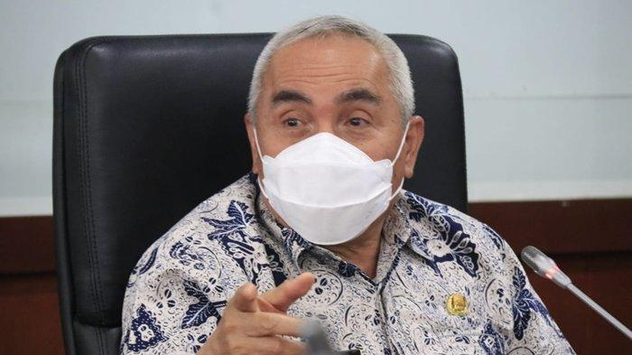 Gubernur Kaltim Isran Noor Perpanjang PPKM Mikro
