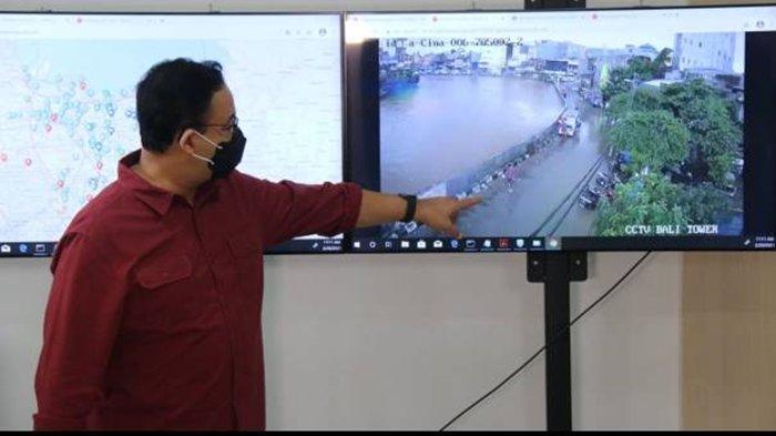 Heboh, Anies Baswedan Tiba-Tiba Unggah Foto Pakai Baju Merah Bergambar Banteng, Cek Fakta Sebenarnya