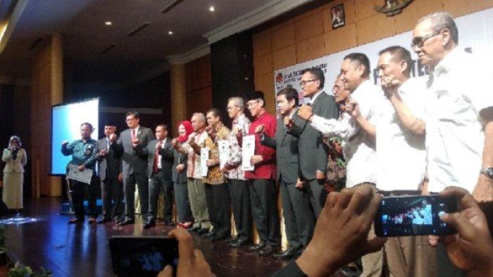 Dua Paslon Tak Hadiri Pleno Penetapan Gubernur Kaltim Terpilih