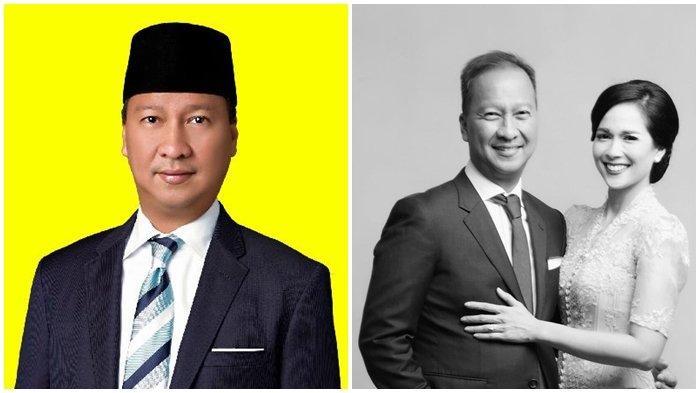 Profil Agus Gumiwang Kartasasmita ke Istana Negara, Dipecat Golkar Dukung Jokowi, Ayahnya Menteri