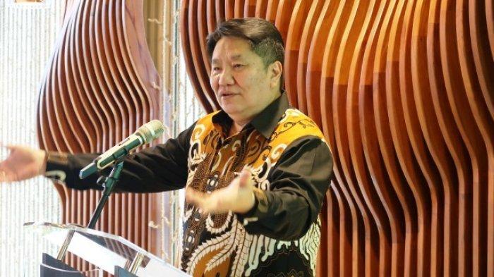 Berniat Bangun Pabrik Furnitur Terbesar, Presdir Naga Group Berharap Dapat Lokasi Dekat IKN
