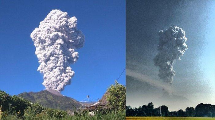 Tanpa Pertanda, Gunung Merapi Meletus, Wajar Nggak Sih? Ini Penjelasan Ahli