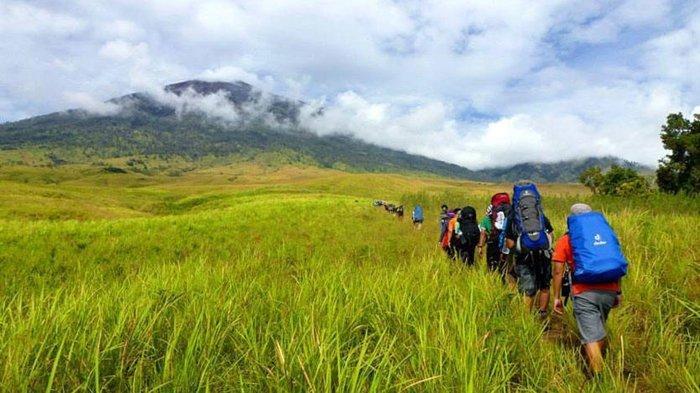 Pascagempa NTB, Kini Jalur Pendakian Gunung Rinjani dari Lombok Tengah Resmi Dibuka Kembali
