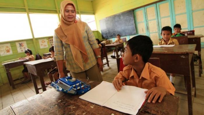 Gaji Guru Honor di Paser Rp 1,2 Juta per Bulan, Jumlahnya Lebih dari Seribu Orang