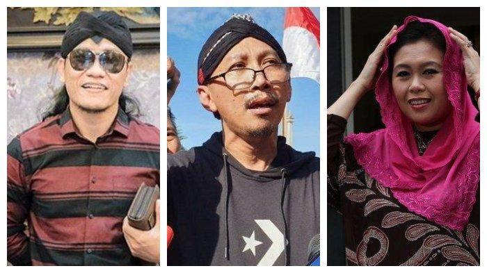 Terjerat Kasus SARA, Abu Janda Dapat Peringatan Keras Gus Miftah, Yenny Wahid Mengaku tak Kenal