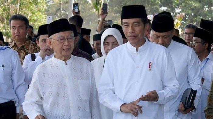 Salahuddin Wahid Wafat, Presiden Jokowi ungkap Belasungkawa untuk Adik Gus Dur, Gus Sholah