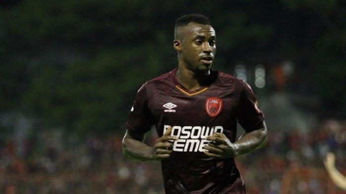 BREAKING NEWS Sempat Dikabarkan ke Persib Pemain Naturalisasi Asal PSM Bergabung ke Borneo FC