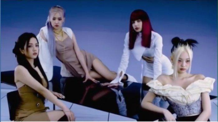H-1 Rilis Single Comeback BLACKPINK How You Like That, Video Teaser Catat Rekor YouTube Indonesia