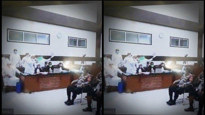 Habib Rizieq Tanya Saksi Berkali-kali, JPU Protes Ada Penggiringan, Adu Mulut! Imam FPI Itu Ngamuk