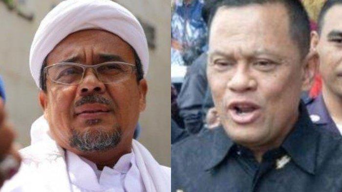 Tegas di Reuni 212, Eks Panglima TNI Bela Habib Rizieq, Bos KAMI Soroti Hukum Tebang Pilih Indonesia