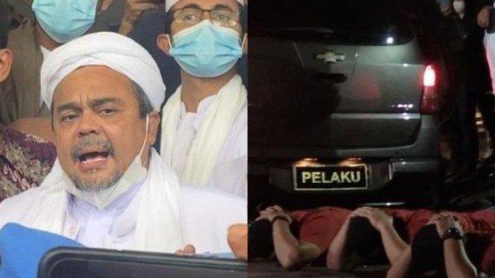 Tak Tinggal Diam, Dari Penjara Habib Rizieq Perintah Munarman, Dibalik Tewasnya 6 Laskar Khusus FPI
