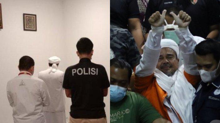 Refly Harun Sorot Sikap Polisi ke Habib Rizieq, Unjuk Kekuatan ke FPI, Siapa yang Kuat akan Menang