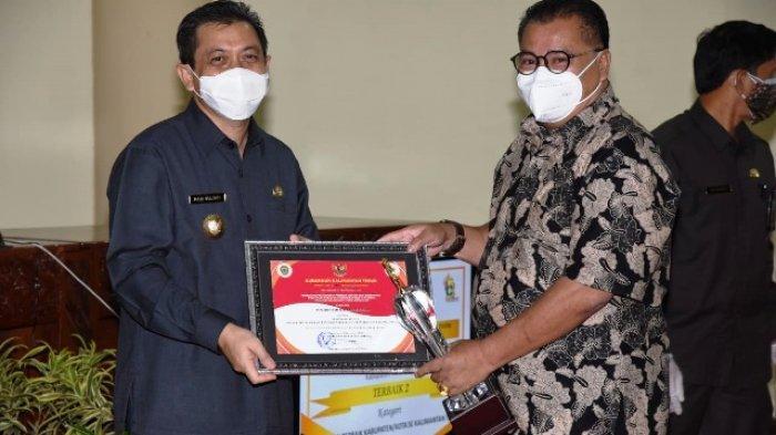 Puskesmas Barong Tongkok Juara II Penjaringan Peserta Inovasi dan Kreativitas Pelayanan Daerah