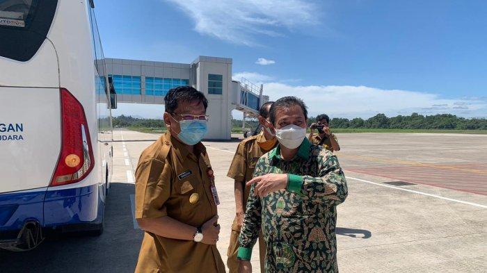 Wagub Hadi Lakukan Kunjungan Kerja ke Daerah Wisata Biduk-Biduk