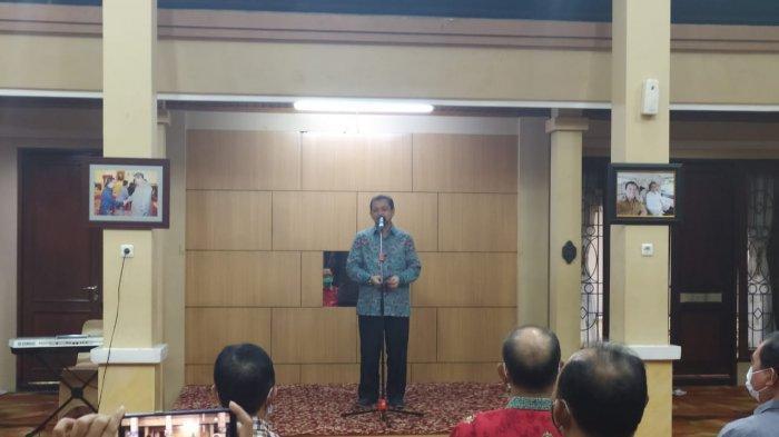 Wagub Hadi Mulyadi Terima Kedatangan PWI Kaltim, Berharap Wartawan Tingkatkan Kualitas