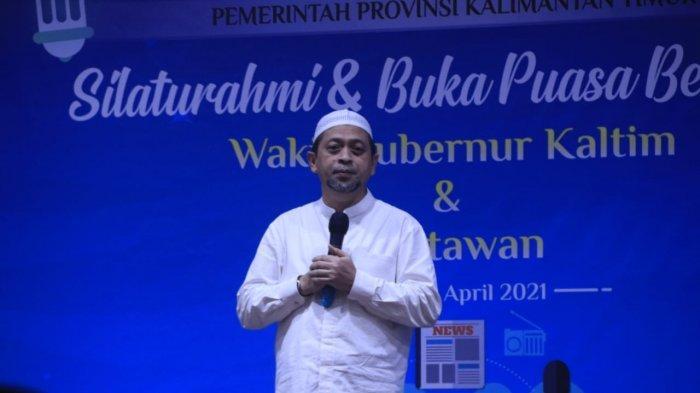 Persiapan Ibu Kota Negara di Kalimantan, Wagub Kaltim Hadi Bandingkan dengan Jurnalis Jakarta