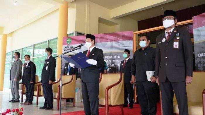 Hadi: Jadikan Sumpah Pemuda Pelajaran Penting untuk Selalu Menjaga Persatuan dan Kesatuan Bangsa