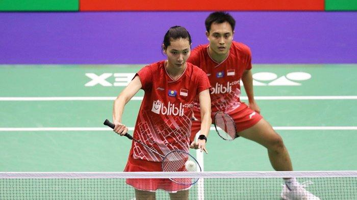 Hasil Hong Kong Open 2019 Kalahkan Pasangan Suami Istri Adcock,  Hafiz/Gloria ke Perempat Final