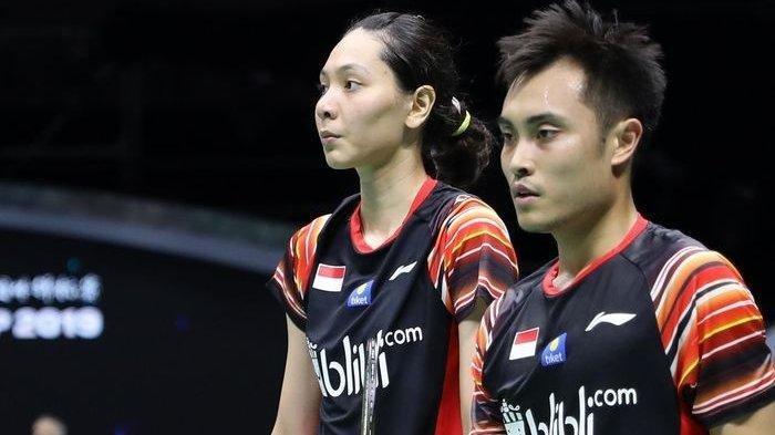 Kalah Menyesakan di Babak Awal Swiss Open 2021, Pasangan Ganda Campuran Indonesia Disemprot Pelatih